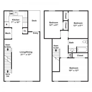 White Oak at Mantua Floor Plan Image 7