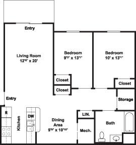 Wincoram Commons Floor Plan Image 2