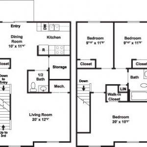 Wincoram Commons Floor Plan Image 3