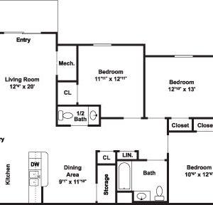 Wincoram Commons Floor Plan Image 6