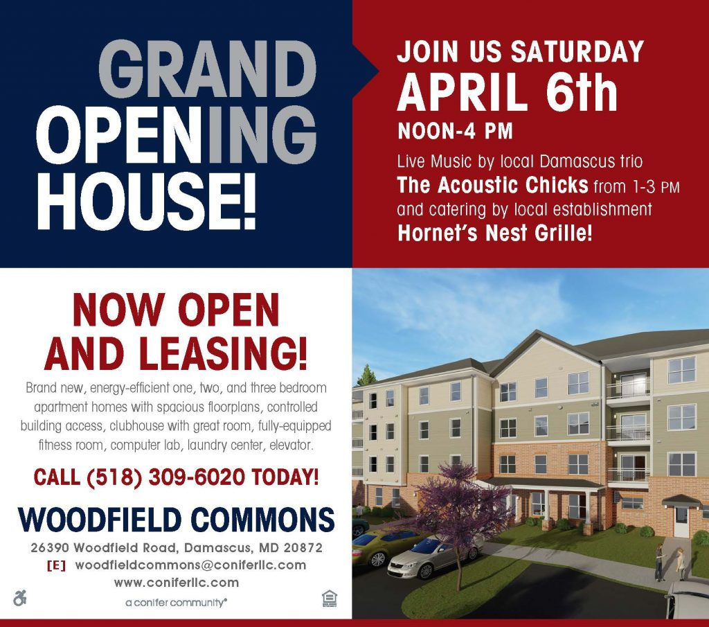 Grand Opening House For New Affordable Housing Community in